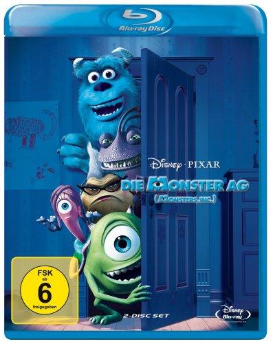 Die Monster AG [Blu-ray] für 8,90€ bei Amazon.de