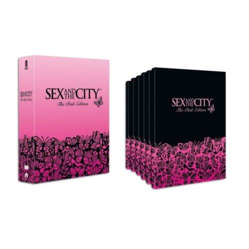 [Ebay] Sex and the City Komplett Box (19 DVD) für 36,99 €