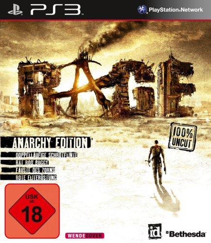 RAGE Anarchy Edition (PS3) für 7,99€ inkl Versand