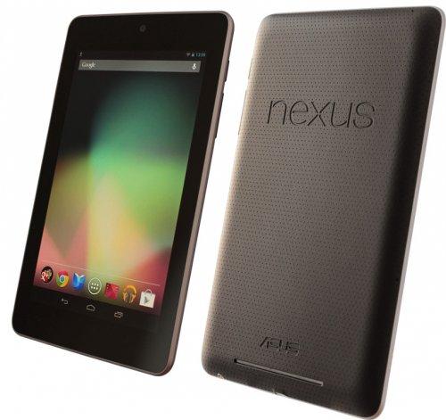 ASUS Google Nexus 7 (32GB, 3G , Wifi, Quad Core Tablet) für 269€ statt 299€ @Notebook.de