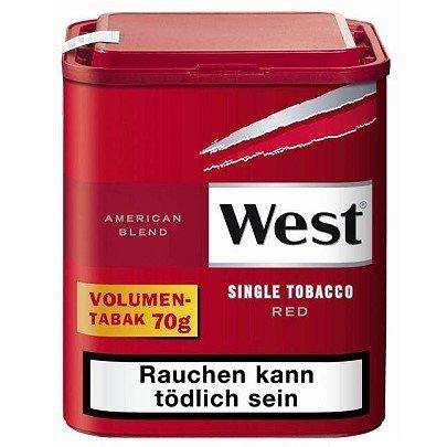 kostenlose Dose Tabak – West oder Route66