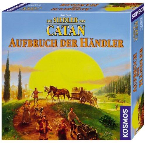 Die Siedler von Catan - Aufbruch der Händler (Kosmos 694418) für 19,48€ inkl. Versand @ redcoon.de