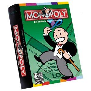 [Real Onlineshop] Monopoly Buchformat für 11,24 Euro