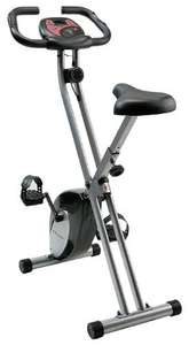 Ultrasport Heimtrainer F-Bike mit Handpuls-Sensoren, faltbar - Model 2012