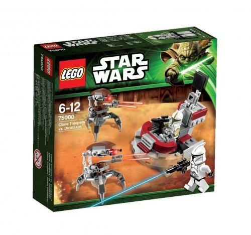 Lego Star Wars Battlepacks (2013) für 10€ bei Amazon und Toys R Us