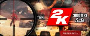 Get Games - 2K Shooters Sale, The Darkness 2 - 7,49€
