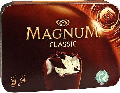 [Lokal Nürnberg] Kaufland: Magnum Classic, Almond, Yoghurt Fresh 4er Pack