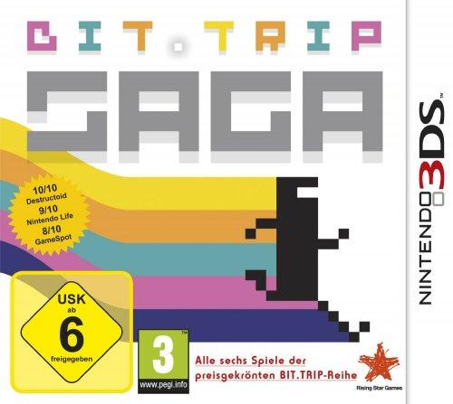Bit Trip Saga [Nintendo 3DS] 6,47€ inkl. Versand