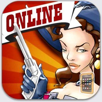 """BANG! [iOS - iPhone und HD iPad Version] -  Italowestern-Kartenspiel (Origins Awards: """"Bestes Spiel"""", """"Bestes Design"""" I """"Besten 100 Familienspiele des Jahrhunderts"""")"""