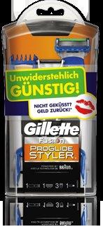 [Rossmann Restposten] Gilette Fusion Proglide Styler für 6 €