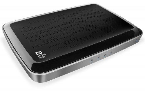 [conrad] Wlan Router: Western Digital My Net N900 für 60,-- bis 74,95€