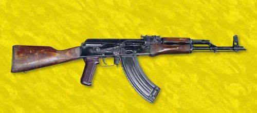 [Lokal Worms] Originale AK47 Kalaschnikow als Deko für 120,- EUR nur am 6.7.2013