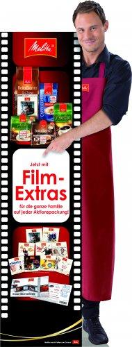 [HIT bundesweit]  Melitta Capuccino mit Moviechoice-Stickern für 1,99€ pro Packung