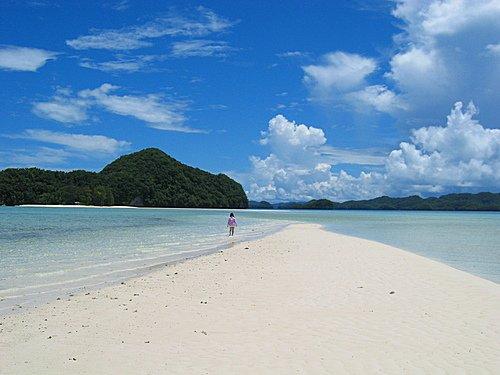 Flüge: Palau (Koror/Pazifik) ab Frankfurt 824,- € hin und zurück (Oktober-März)