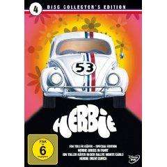Die Herbie Collection (4 DVDs) @amazon.it