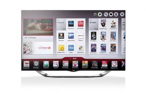 LG 55LA8609 Smart TV + gratis 3D-Camcorder + 200,-€ Einkaufsgutschein + versandkostenfrei