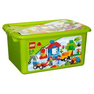 [Real-Onlineshop] LEGO DUPLO®, 6052 Große Bausteinkiste für 26,21 Euro
