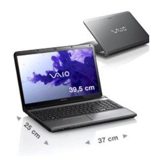Generalüberholt: VAIO E15 mit iCore7-3632QM Prozessor 526€ + Qipu