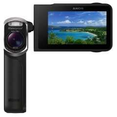 Sony Outlet Generalüberholt: Wasserfester Full HD-Camcorder HDRGW55VEB 10-Fach opt.Zoom,120 digitl.Zoom