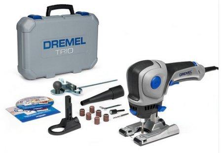 Dremel Trio 6800 für 50€ – Multifunktionswerkzeug zum Schneiden, Schleifen und Fräsen   @Otto Neukunden