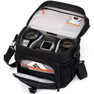 @ Amazon / Lowepro Nova 180 AW / Kameratasche in Schwarz