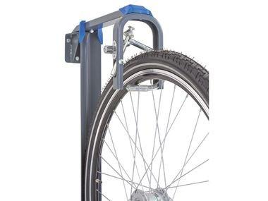 Alpin Abschließbare Fahrradwandhalterung aus Stahl für 5€ zzgl. 4,95€ Versand @ Lidl Online