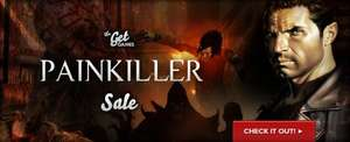 Get Games - Painkiller-Sale