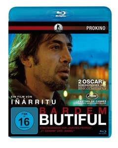 Biutiful [Blu-ray] für 7,72 € [Amazon.de]