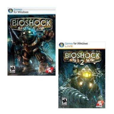 Bioshock 1+2 PC UNCUT Steam für 3,89 € - nur mit Kreditkarte - ab 13.7.
