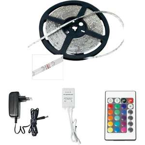 X4-Life LED-Streifen 5m RGB Multi-Color