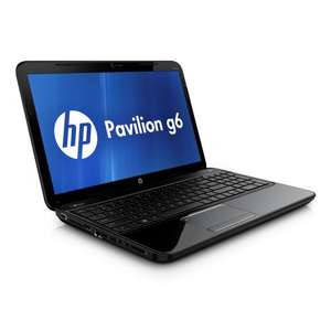 HP Pavilion G6-2348SG [FreeDOS-Gaming-Knaller-i7-6GB-750GB-HD7670M 2GB] für 500€