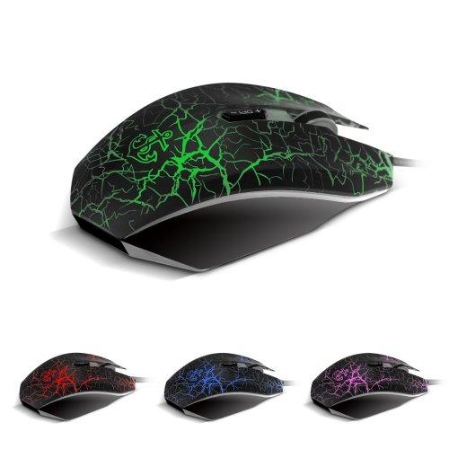 (Gutschein) Gaming Maus mit 2000-4000 DPI für 15,99 von Anker
