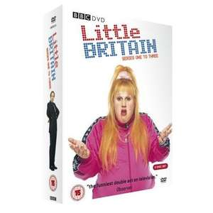 Little Britain Series 1-3 DVD Box Set OV @ Play.com
