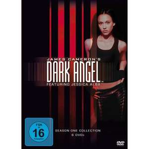 Dark Angel - Komplette Serie (Staffel 1+2 je 8,97€)