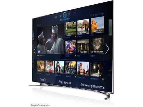 Samsung UE46F8000 46 Zoll 3D Smart LED TV für nur 1318,90€