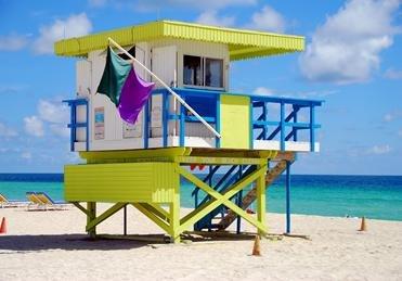Sommerferien: 9 Tage Miami Flug + Mietwagen 519 Euro