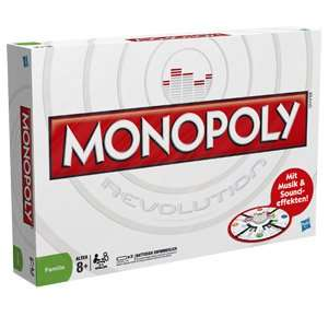 [real onlineshop] MONOPOLY REVOLUTION 21,75 € / Idealo ab 31,85 €