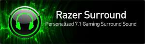 Razer Surround Sound 7.1[PC]