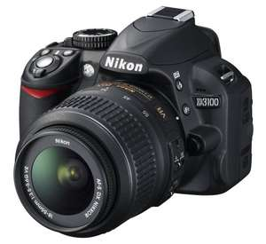 [Amazon] Nikon D3100 + 18-55mm VR Kit