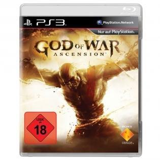 [Aschaffenburg Real] God of War Ascension 23,99€