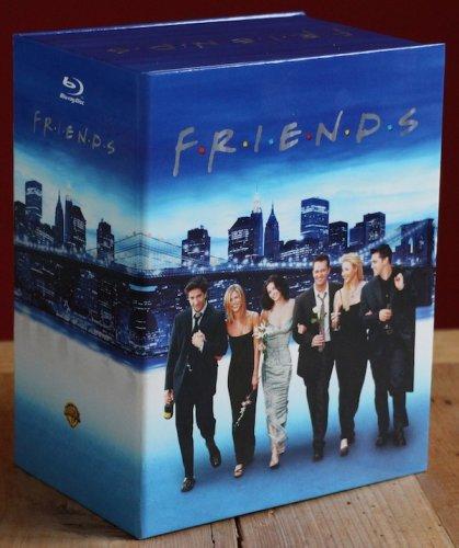 Friends - Die komplette Serie [21 Blu-rays]