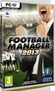 [Steam]Football Manager 2013@amazon.com