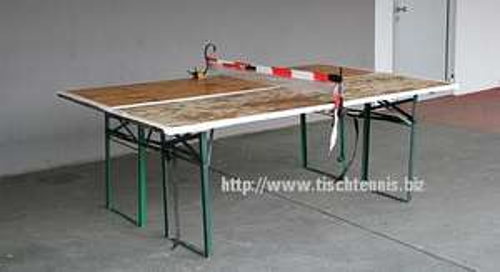 [Jawoll offline] Indoor Tischtennis-Platte ab heute (08.07.)