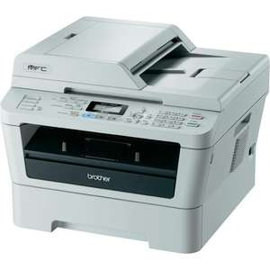 Brother MFC-7360N S/W-Laserdrucker Multifunktion 4in1, Drucker [B-Ware] @ Conrad über Ebay