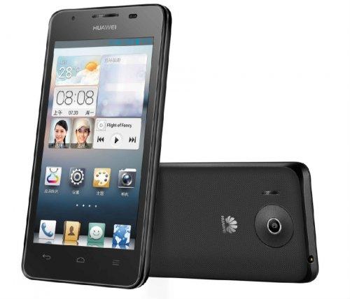 Huawei Ascend G510 Smartphone in schwarz oder weiß  [B-Ware] für 139,90 € @ DC