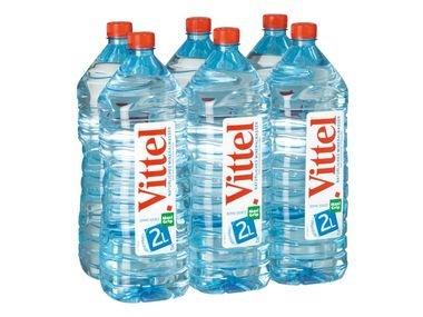 Vittel 6er-Pack für 2,99  (2 Liter pro Flasche)@lidl