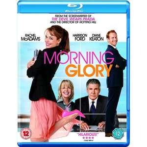 Blu-ray - Morning Glory für €5,76 [@Zavvi.com]