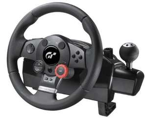 Logitech™ - Driving Force GT Lenkrad (PC,PS2,PS3) für €105,83 [@Amazon.es]