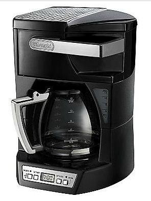 Delonghi Kaffeefiltermaschine    Saturn Online  56 % günstiger    € 25.-  (Marktpreis 57€)