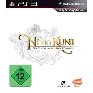 Ni No Kuni , UK-Version , auf Deutsch spielbar: £21.98~ 25,50€